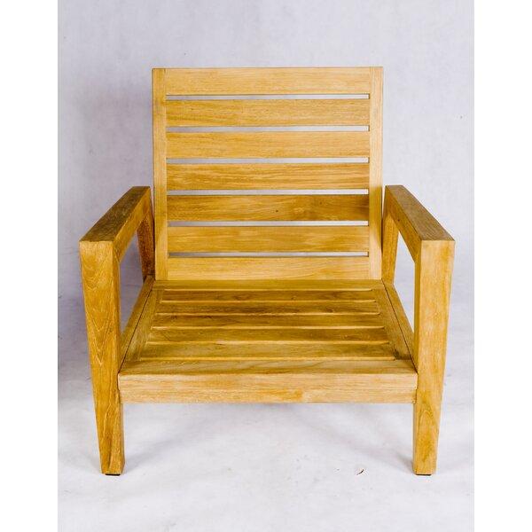 Teak Stafford Arm chair by Les Jardins Les Jardins