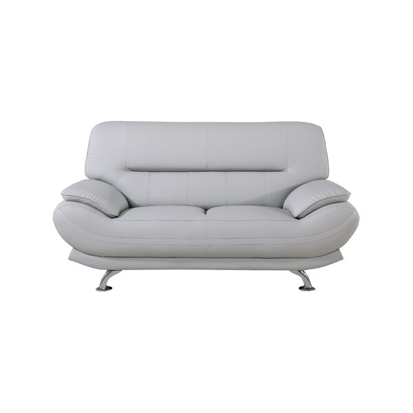 Top Of The Line Zimmer Loveseat by Orren Ellis by Orren Ellis