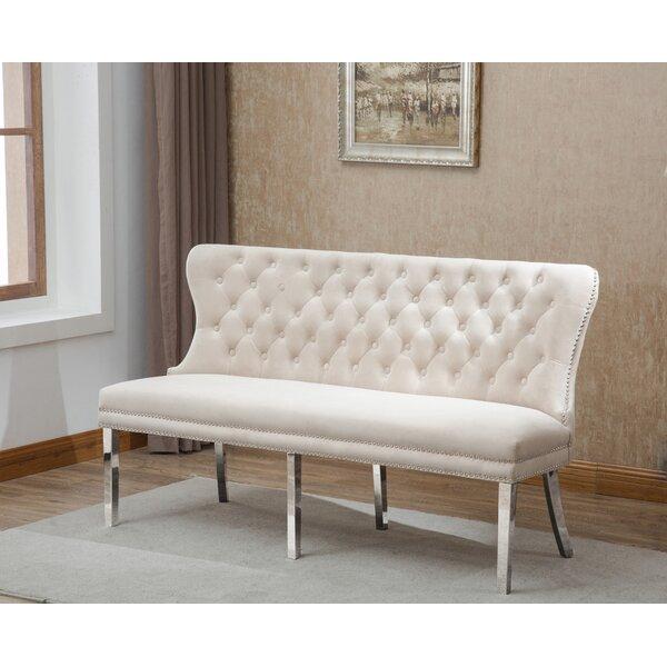 Bernice Upholstered Bench by Mercer41