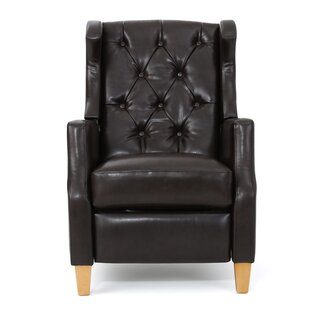 Courtenay Manual Recliner by Willa Arlo Interiors