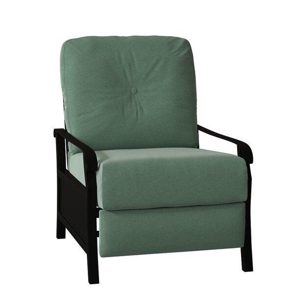 Cortland Patio Dining Chair With Cushion By Woodard by Woodard Best