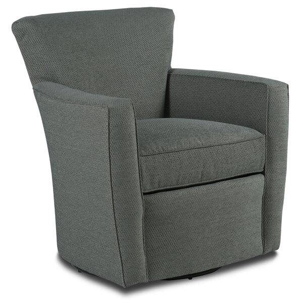 Paterson Swivel Armchair by Fairfield Chair