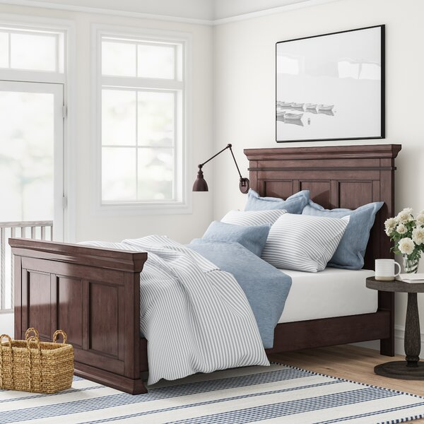 Donalsonville Standard Bed by Three Posts