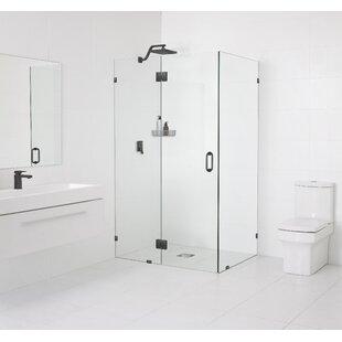 34 Inch Glass Shower Door | Wayfair