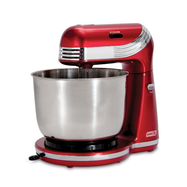 Everyday 6 Speed 3 Qt. Stand Mixer by DASH