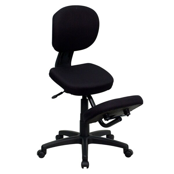 Mid-Back Kneeling Chair by Offex