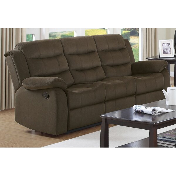 Oaklawn Motion Reclining Sofa by Red Barrel Studio
