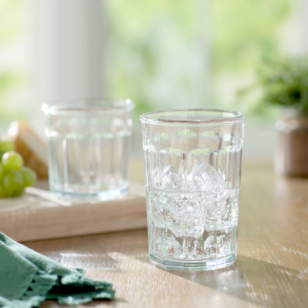 Wayfair Basics 16 Piece Tumbler Set by Wayfair Bas