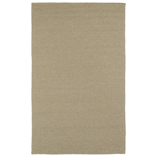 Josephine Hand-Woven Natural Indoor/Outdoor Area Rug by Bay Isle Home