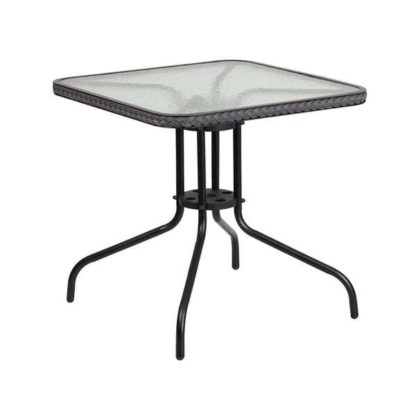 Pestre Metal Bar Table by Ebern Designs