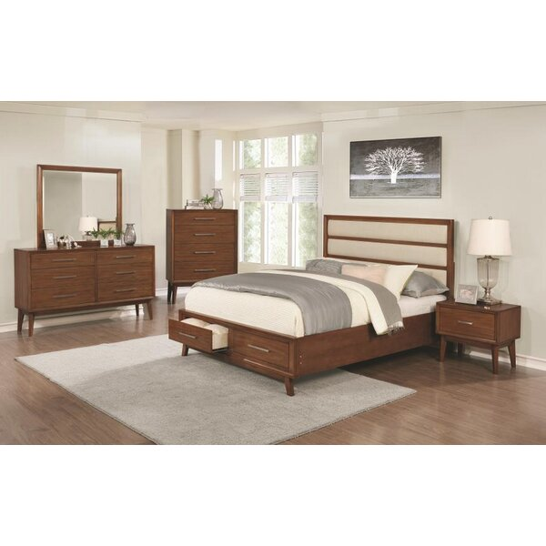 Marisol Panel Configurable Bedroom Set by Corrigan Studio