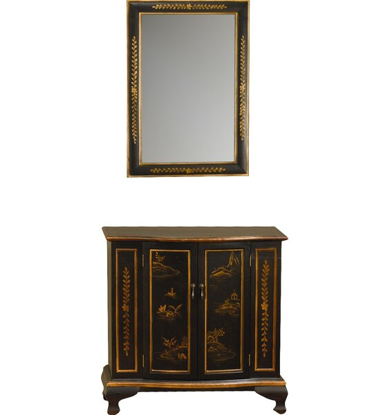 Ehrhart 2 Door Accent Cabinet by Astoria Grand Astoria Grand