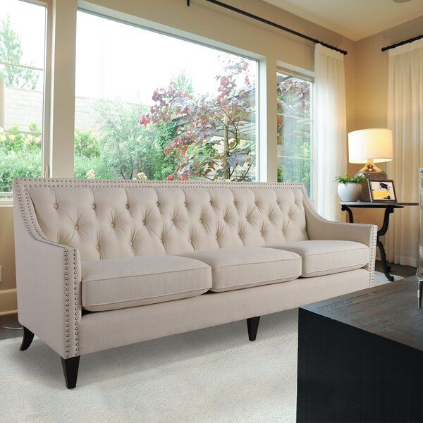 Stoughton Sofa by Three Posts