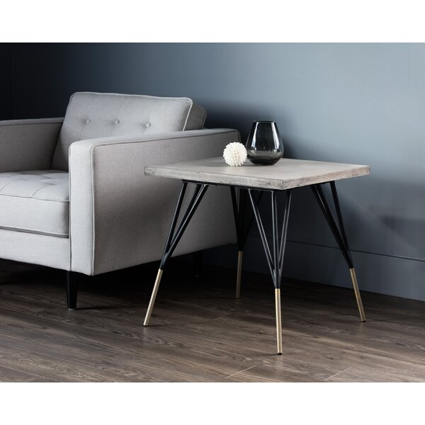Midori End Table by Sunpan Modern
