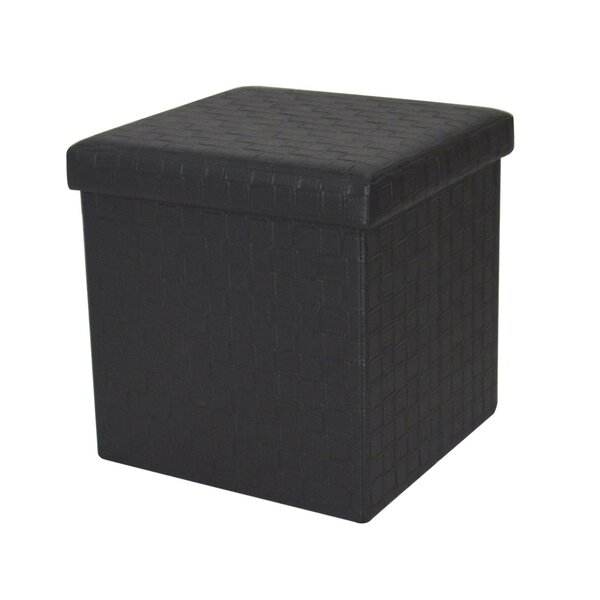 Harlingen Storage Ottoman by Winston Porter