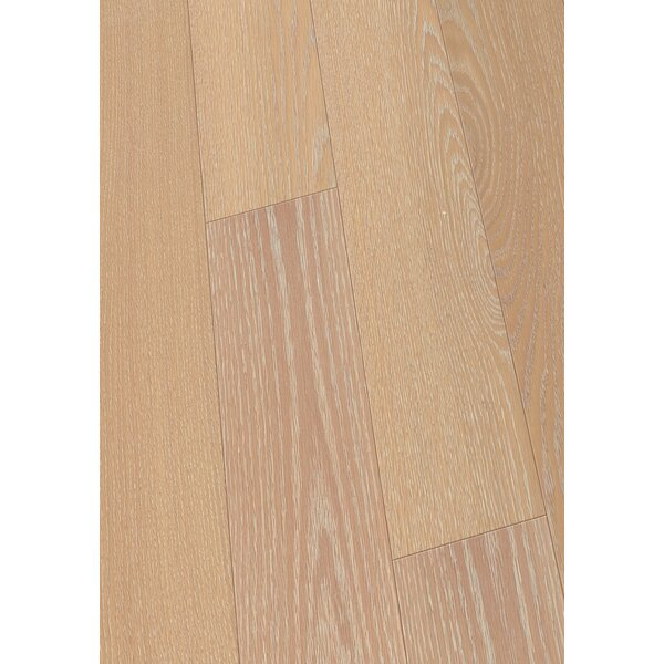 6 Engineered Oak Hardwood Flooring in Brushed Seashore by Maritime Hardwood Floors