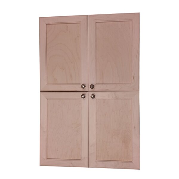Village 45 Kitchen Pantry by WG Wood Products