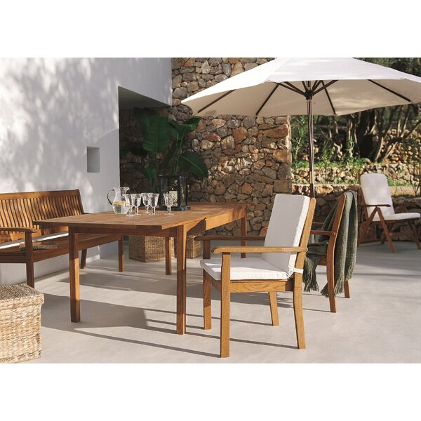 Riviera 4 Piece Dining Set by Haste Garden