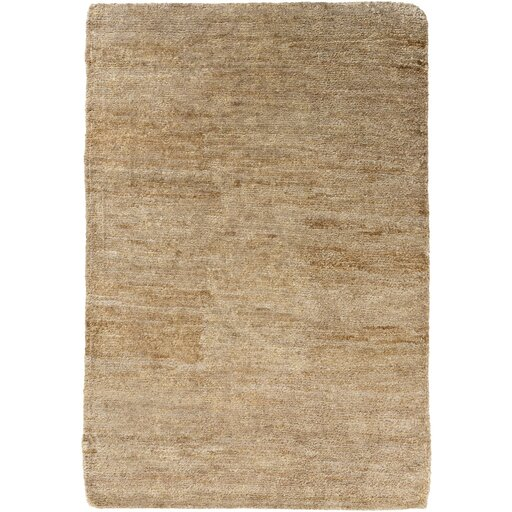 Henslee Brown Area Rug by Brayden Studio