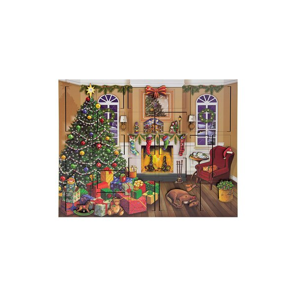 Fireside Advent Calendar by Byers' Choice