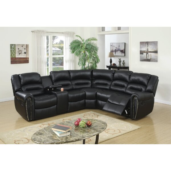 Best #1 Stayton Reclining Sectional By Red Barrel Studio Cool