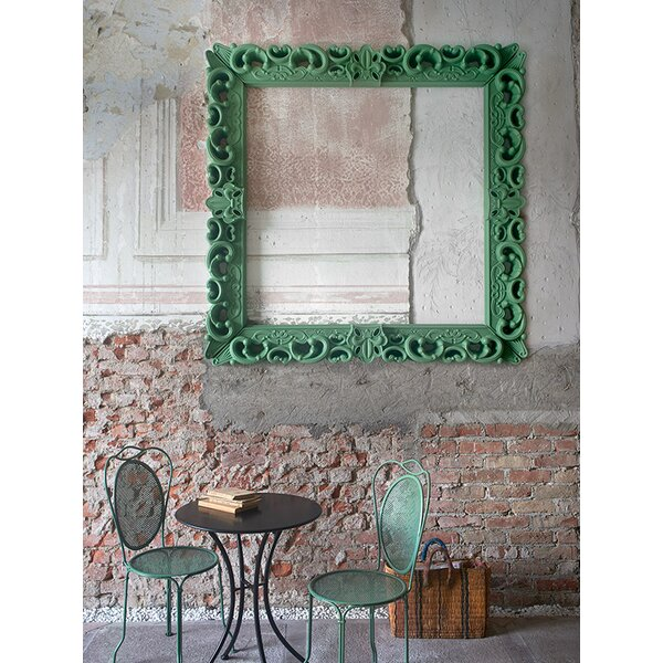 Ellen Large Accent Mirror Frame by Rosdorf Park