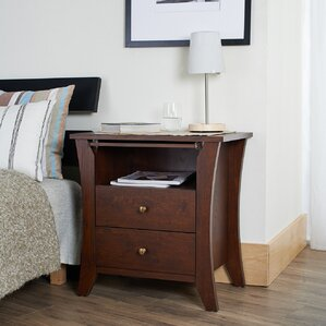 Candace 2 Drawer Nightstand by Zipcode Design