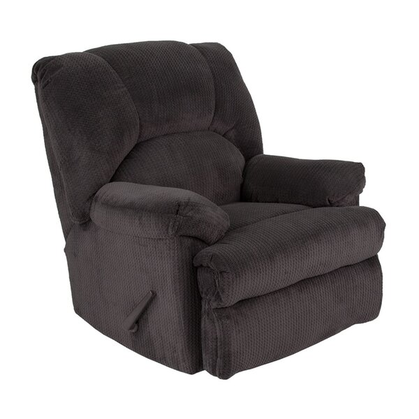 Mcentee Feel Good Manual Rocker Recliner [Red Barrel Studio]