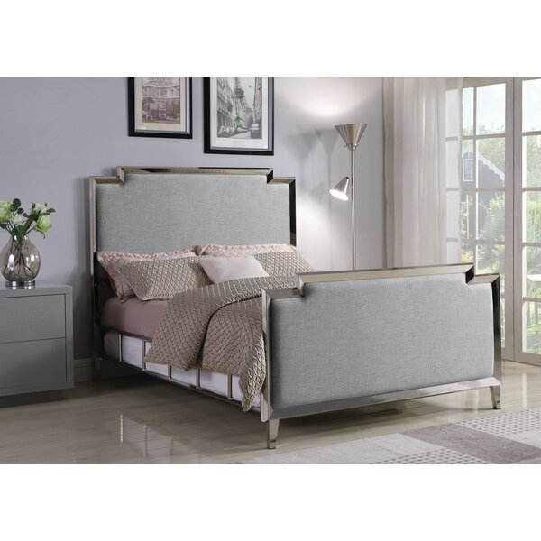 Colrain Upholstered Standard Bed by Everly Quinn