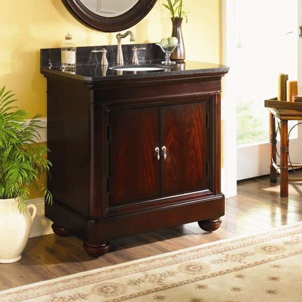 Sereno 36 Single Bathroom Vanity Set by World Menagerie