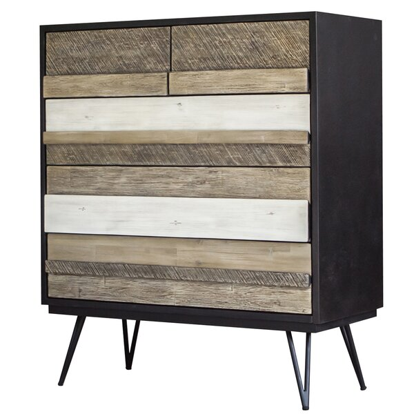 Carillon 5 Drawer Chest by Foundry Select