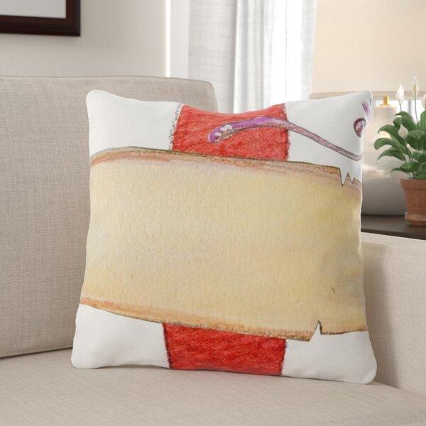 Cruce Throw Pillow