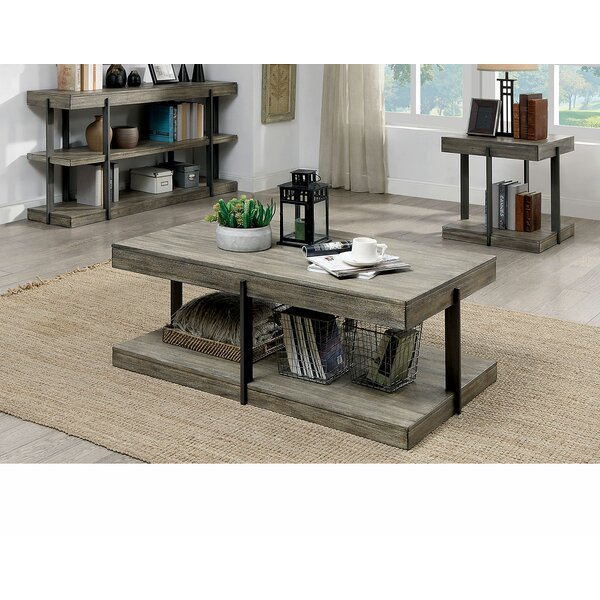 Caya 3 Piece Coffee Table Set by Foundry Select Foundry Select