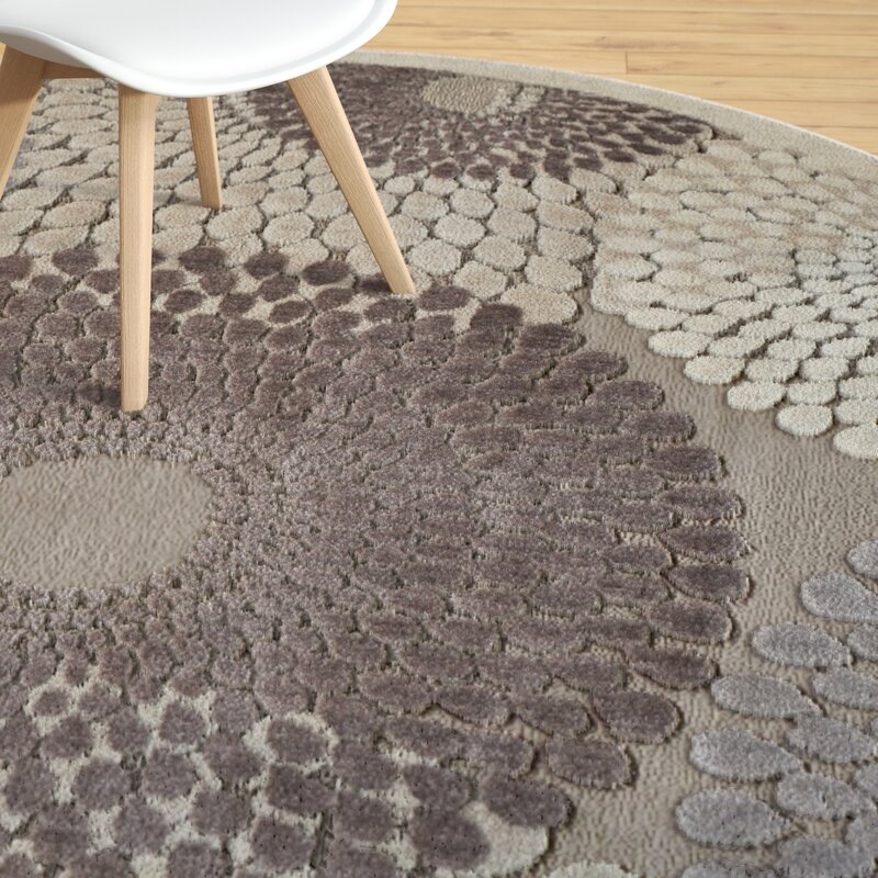 Image of Asa Grey Area Rug up to 68% off