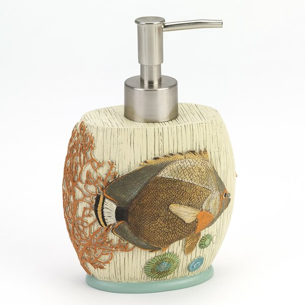 Castiglione Soap & Lotion Dispenser by Highland Dunes