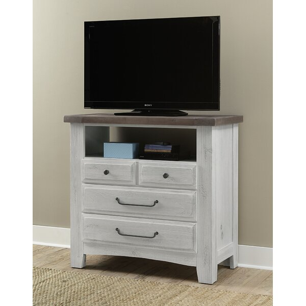 Giovanna 4 Drawer Chest By Highland Dunes