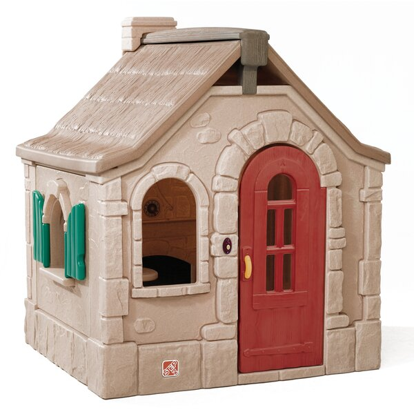 Naturally Playful Storybook Cottage Playhouse by S