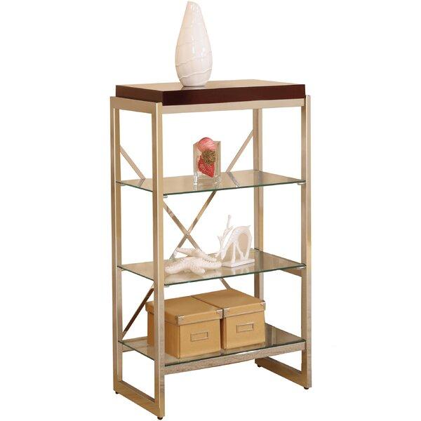 Levita Etagere Bookcase by Red Barrel Studio Red Barrel Studio