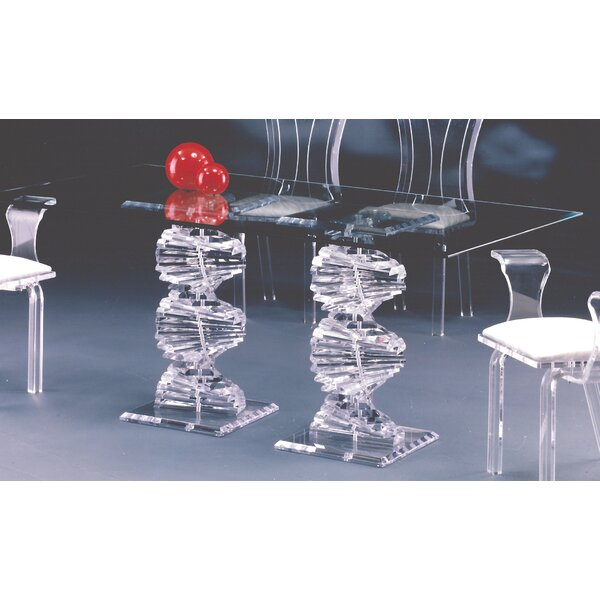 Spiral Dining Table by Muniz