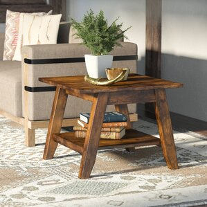 Hines End Table by Loon Peak