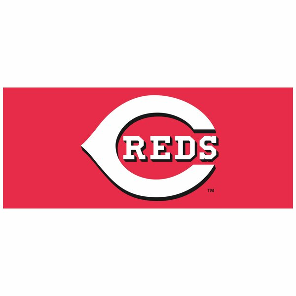Cincinnati Reds Vinyl Banner by NeoPlex