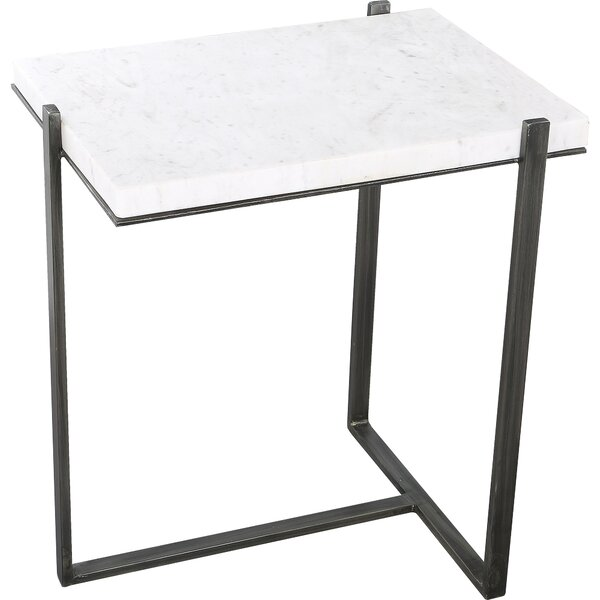 Jacksonport End Table By Orren Ellis Great Reviews