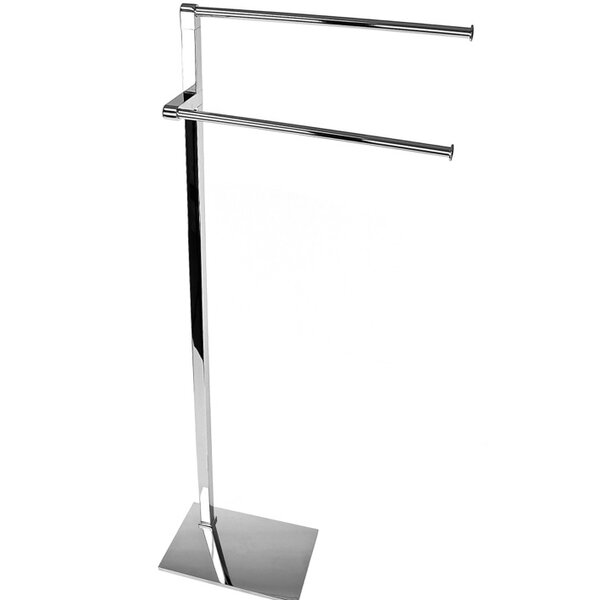 Maine Free Standing Towel Stand by Gedy by Nameeks