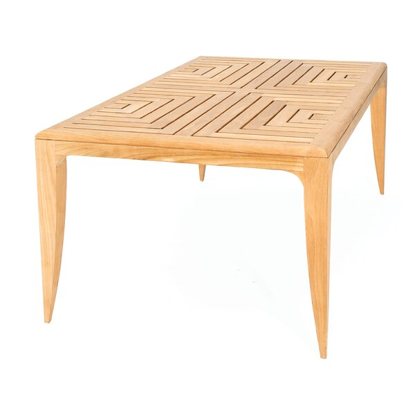 Limited 1 Teak Dining Table by OASIQ