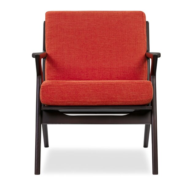Nahua Partridge Armchair by Gracie Oaks