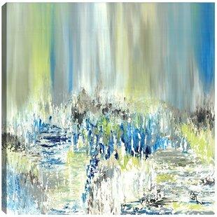 Koi Pond Wall Art Wayfair Ca