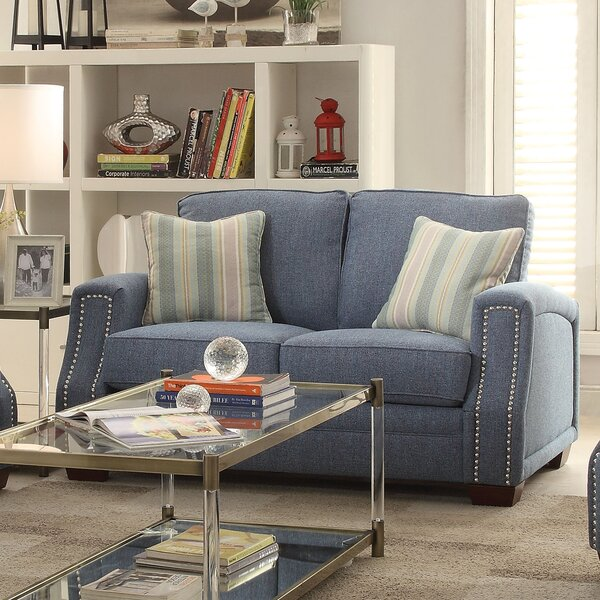 Alonso Loveseat by Alcott Hill