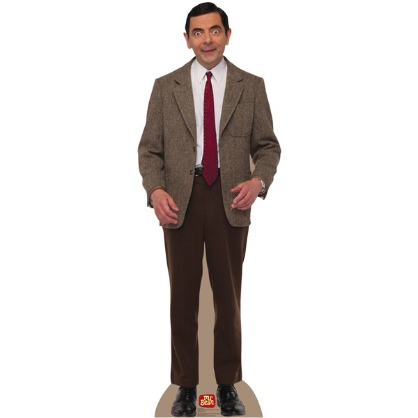 Mr. Bean Cardboard Standup by Advanced Graphics