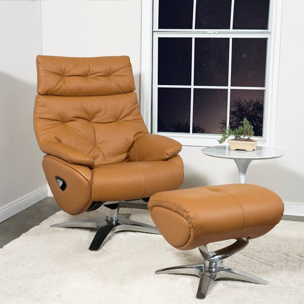 Waddell Lounge Chair by Orren Ellis