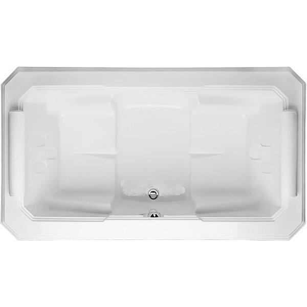 Designer Mystique 78 x 44 Air Tub by Hydro Systems